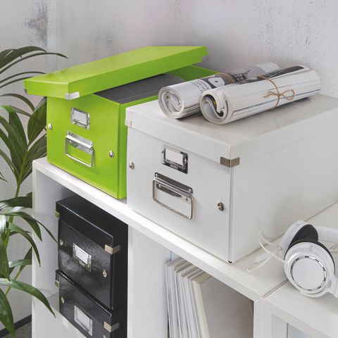 Click and Store A4 Storage Box - Green  sc 1 st  YPO & Desk Tidys | Stationery | Products | YPO